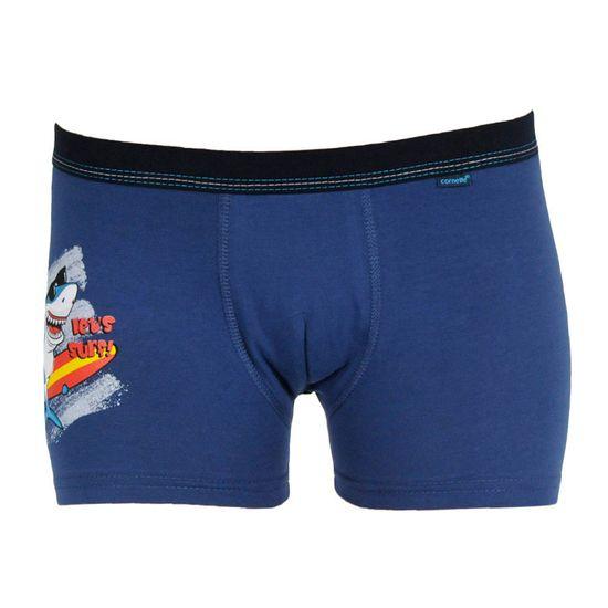 Cornette Dětské boxerky Kids modré (701/105)