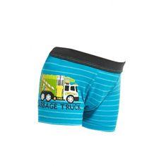 Cornette Dětské boxerky Kids modré (701/66) - velikost 110