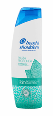 Head & Shoulders 250ml deep cleanse itch relief