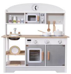 Bino Velká kuchyňka, bílá, japonský styl