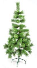 Aga božično drevo zeleni bor 120 cm
