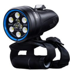 LIGHT AND MOTION Lampa SOLA DIVE 2500SF