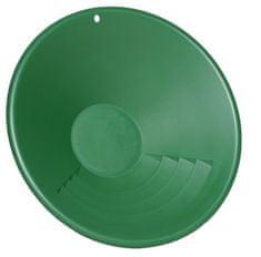 """Garrett Zelená plastová rýžovací pánev 10"""""""