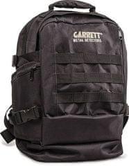 Garrett Prostorný batoh v černém provedení