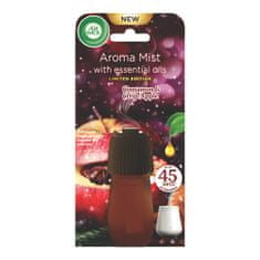 Air wick náplň pro aroma vaporizér - hřejivá vůně skořice a jablka
