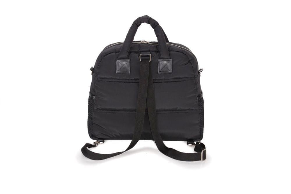 CottonMoose přebalovací taška 2v1 grey