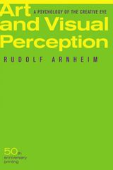 Art and Visual Perception, Second Edition