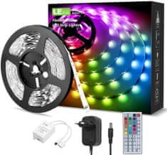 Lepro Set LED trak 5m spreminjajoče barve IP20