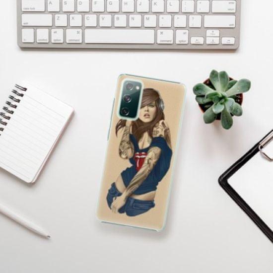 iSaprio Plastikowa obudowa - Girl 03 na Samsung Galaxy S20 FE