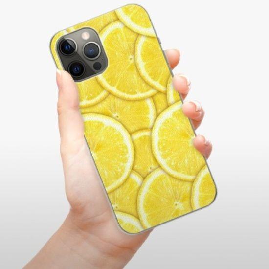 iSaprio Yellow műanyag tok iPhone 12 Pro Max