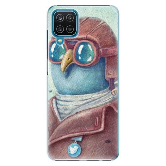 iSaprio Plastikowa obudowa - Pilot twitter na Samsung Galaxy A12