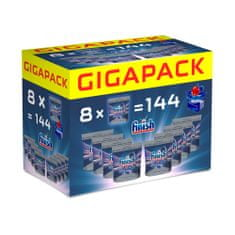 Finish tablete za pomivalni stroj Quantum Gigapack, 144 kosov