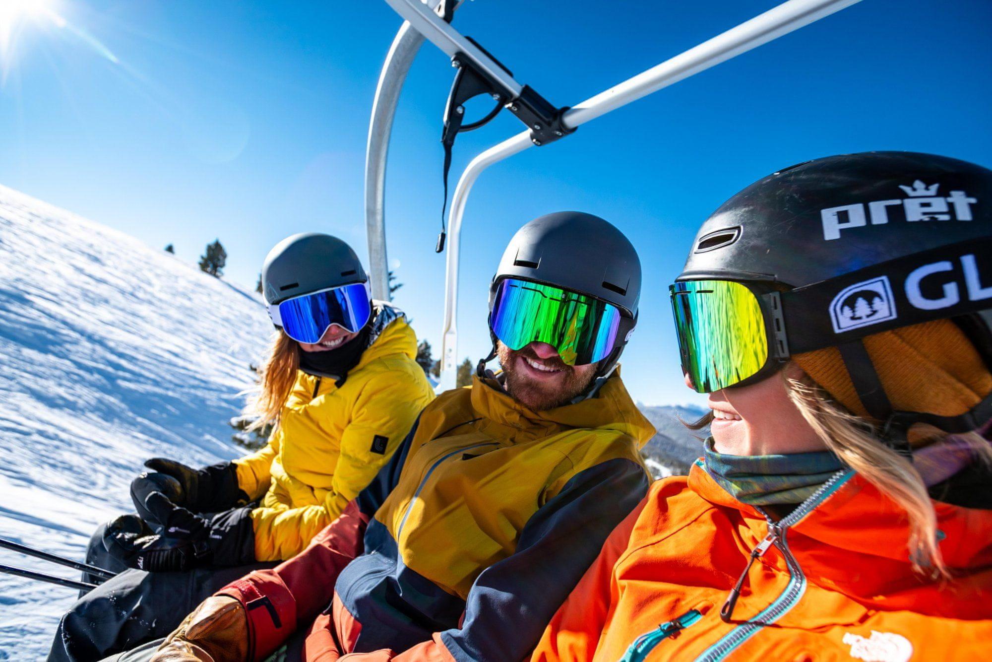 Jak vybrat lyžařské brýle