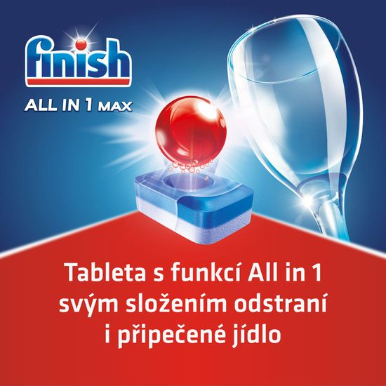 Finish All in 1 Max 120 ks