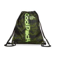 CoolPack Vak na záda Sprint line Army moss green