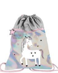 Paso Vak na záda Unicorn holografický