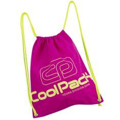 CoolPack Vak na záda Sprint neon pink