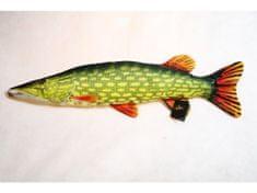 Gaby Plyšová ryba střední štika