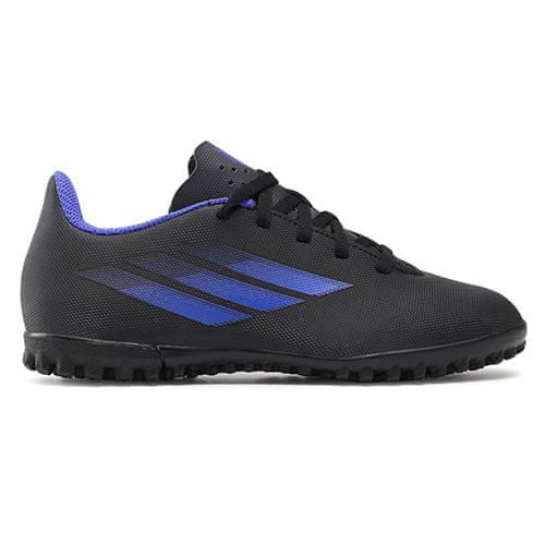 Adidas X SPEEDFLOW.4 TF J, X SPEEDFLOW.4 TF J | FY3326 | CBLACK / SONINK / SYELLO | 3
