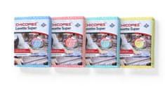 Chicopee Utěrka Lavette Super 10ks, Barva: Modrá hrubší, antibakteriální