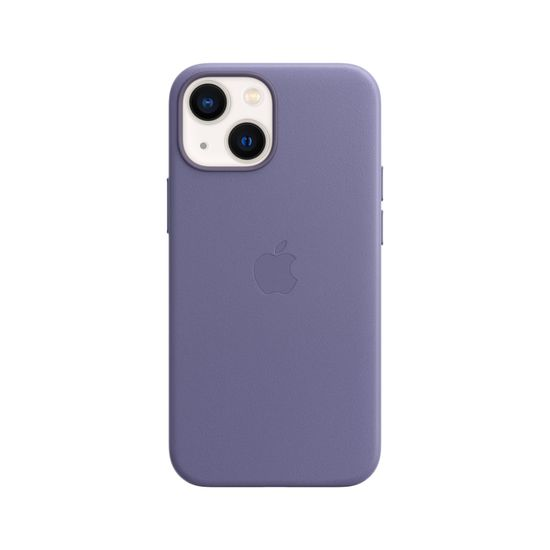 Apple Leather Case with MagSafe maskica za iPhone 13 mini, Wisteria (MM0H3ZM/A)