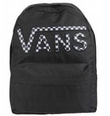 Vans Batoh Mn Old Skool Iii Bac Black/Checkerboard UNI