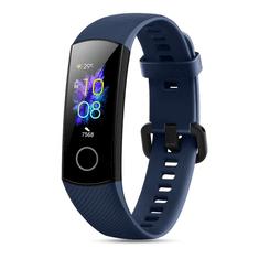 Huawei Honor Band 5 Fitness Chytrý náramok s meraním aktivity Tmavomodrá