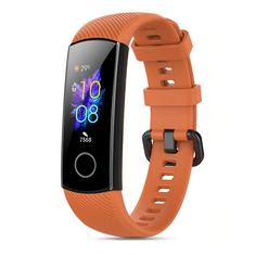 Huawei Honor Band 5 Fitness Chytrý náramok s meraním aktivity Oranžová