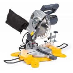 Powermat 2100W zajeralna preklopna namizna žaga z laserjem