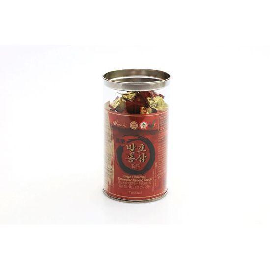 GINLAC Cukríky s červeným ženšenom 170 g