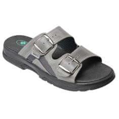 SANTÉ Zdravo tne obuv pánska - N / 517 / 32S / 90 / CP ANTRACIT (Veľkosť 46)