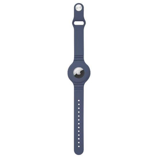 MG Wrist Band szíj Apple AirTag, kék