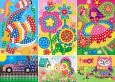 FANDY Mozaika Kids 6ks 01