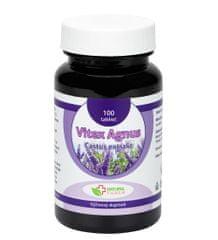 Natural Pharm Vitex Agnus Castus tablety 100 ks