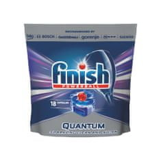 Finish Quantum Mosogatógép-tabletta, 18 db