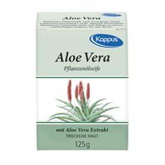 Kappus Přírodní olejové mýdlo 125 g 3-0734 Aloe Vera