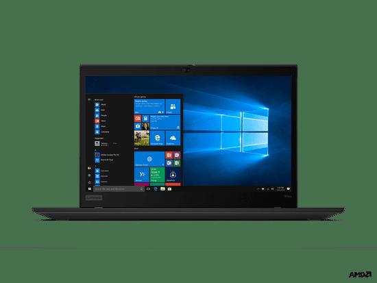 Lenovo ThinkPad T14s G1 prijenosno računalo, AMD Ryzen 7 PRO 4750U, 35,56 cm (14-inch), FHD, 32GB, 1TB, UMA, W10P, crno (20UH0036SC)