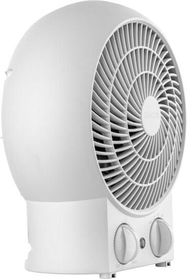 SENCOR Teplovzdušný ventilátor SFH 7020WH