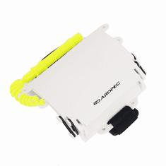 Aropec Tabulka na psaní na ruku HANDY bílá/žlutá