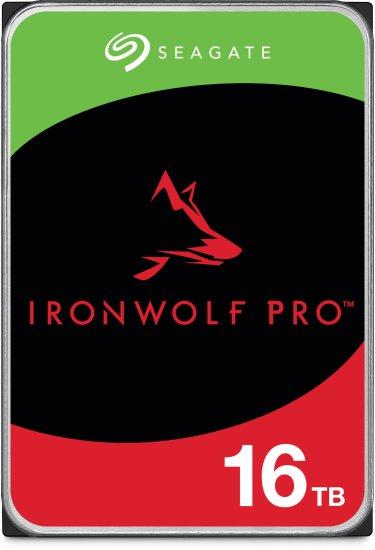 "Seagate IronWolf PRO, 3,5"" - 16TB (ST16000NE000)"
