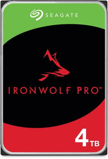 "Seagate IronWolf PRO, 3,5"" - 4TB (ST4000NE001)"