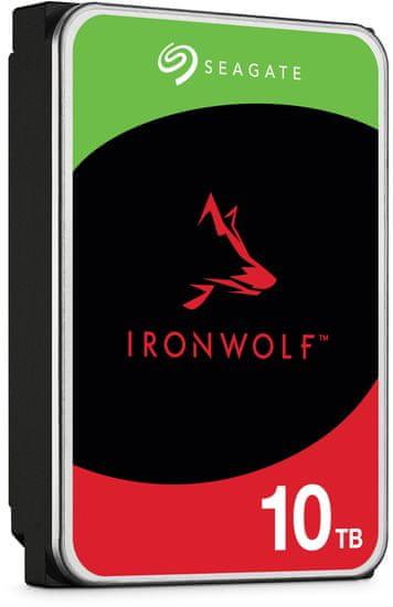 "Seagate IronWolf, 3,5"" - 10TB ST10000VN0008"