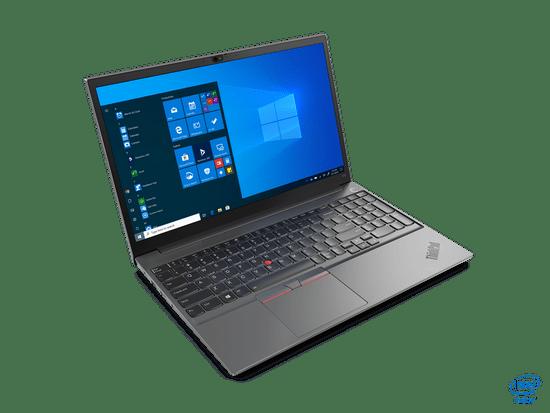 Lenovo ThinkPad E15 G2 prenosnik, 39,62 cm (15,6-inch), FHD, i5-1135G7, 8 GB, 256 GB, DOS, črn (20TD001MSC)