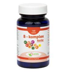 Natural Pharm B - komplex forte tablety 100 ks