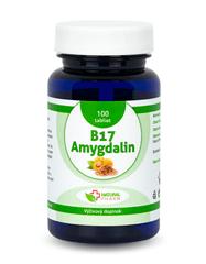 Natural Pharm Amygdalín B17 20 mg tablety 100 ks