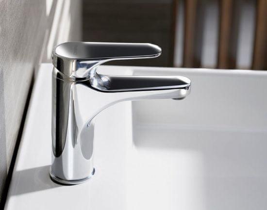 SAPHO Corneli stojánkova umývadlová batéria bez výpuste, chróm (CE02)