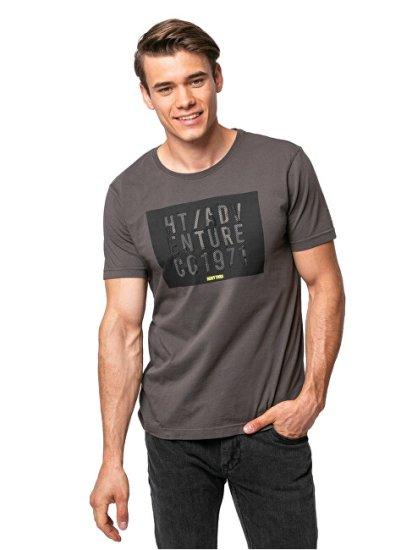 Heavy Tools Męska koszulka Mutra C3W21332KH