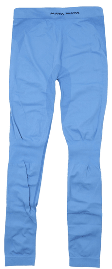 MAYA MAYA Športno spodnje perilo, hlačne nogavice, legice, brezšivne, vijolične