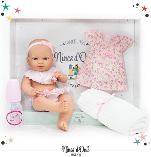 Nines 34032 Baby Born Liberty komplet, djevojčica