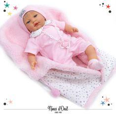 Nines 37041 Bebito Nana beba s kosom